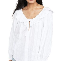 Lily of the Valley Blouse | Shopbop