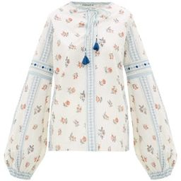 Montauk floral-print cotton top | Matchesfashion (Global)