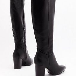 Stay Groovy Heeled Knee-High Boots | NastyGal (US & CA)