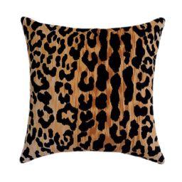 Leopard Velvet STUFFED Throw Pillow, Cheetah Pillow, Throw Pillow, Brown Gold Pillow, Leopard Vel...   Etsy (US)