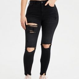 The Dream Jean Curvy Super High-Waisted Jegging | American Eagle Outfitters (US & CA)
