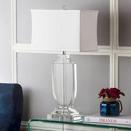 Safavieh Lighting Collection Deirdre Crystal Urn 26-inch Table Lamp | Amazon (US)