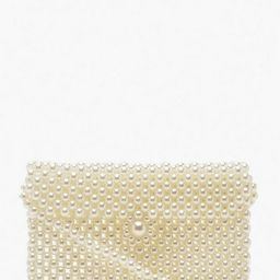 Pearl Messenger Cross Body Bag   Boohoo.com (UK & IE)