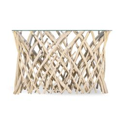 Natural Branch Console Table   Wayfair North America