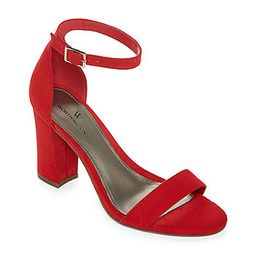 Worthington Womens Beckwith Heeled Sandals | JCPenney