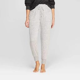 Women's Perfectly Cozy Lounge Jogger Pants - Stars Above™ | Target