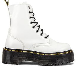 Jadon Polished Smooth Boot   Revolve Clothing (Global)
