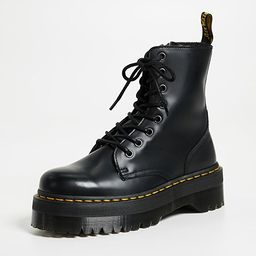 Jadon 8 Eye Boots   Shopbop
