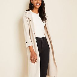 Sweater Trench | Ann Taylor | Ann Taylor (US)