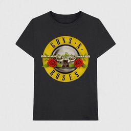 Men's Guns N Roses Short Sleeve Graphic T-Shirt - Black   Target