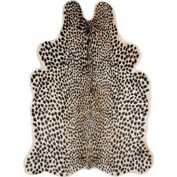 "Erin Gates by Momeni Acadia Cheetah Multi Area Rug - 5'3"" x 7'10"" | Overstock"