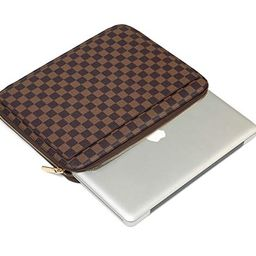Daisy Rose Checkered Protective Laptop Sleeve case For 13-Inch MacBook pro with slip pocket - Lux...   Walmart (US)