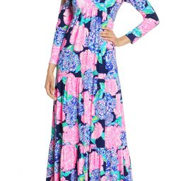 Martinique Long Sleeve Maxi Dress | Nordstrom