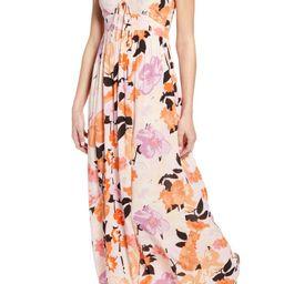 Lakeshore Floral Maxi Dress | Nordstrom