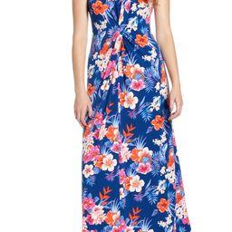 Mira Dora Floral Sleeveless Maxi Dress | Nordstrom