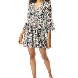 Leopard Print Swim Cover-Up Dress   Macys (US)