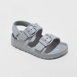 Toddler Boys' Ade Footbed Sandals - Cat & Jack™ | Target