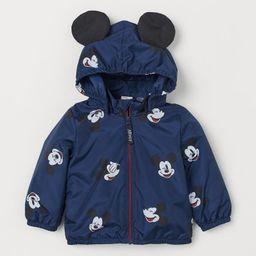 Hooded Jacket   H&M (US)