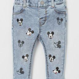 Skinny Fit Jeans   H&M (US)
