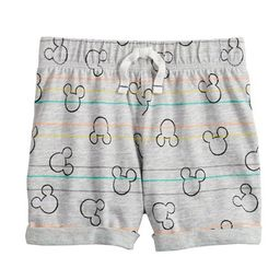 Disney's Mickey Mouse Baby Roll-Cuff Shorts by Jumping Beans®   Kohl's