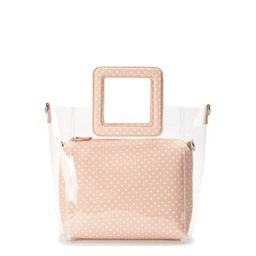 Time and Tru Rory 3-in-1 Clear Tote with Pouch | Walmart (US)