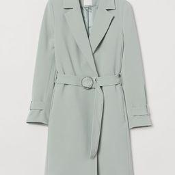 Belted Coat | H&M (US)