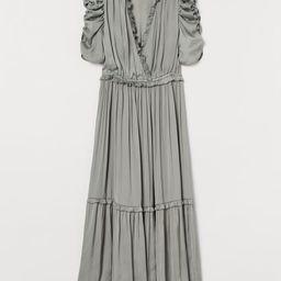 Satin Dress | H&M (US)