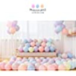 """Party Pastel Balloons 100 Pcs 10"""" Macaron Candy Colored Latex Balloons for Birthday Wedding Engag... 