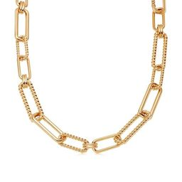 Gold Chunky Radial Chain Necklace | Missoma