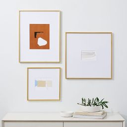 Metal Gallery Frames - Oversized Mat   West Elm (US)