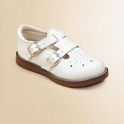 Footmates Toddler's & Kid's Danielle English Sandals - White - Size 9.5 (Child) | Saks Fifth Avenue