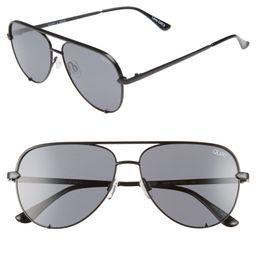 High Key Mini 57mm Aviator Sunglasses | Nordstrom
