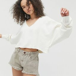 Future State Beatrice Batwing Sweatshirt | Urban Outfitters (US and RoW)