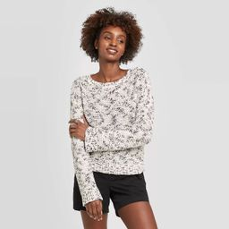 Women's Crewneck Color Effect Pullover Sweater - A New Day™ | Target