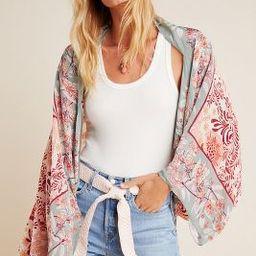 Leah Kimono   Anthropologie (US)