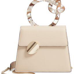 Bendetta Bruzziches Small Brigitta Leather Top Handle Satchel | Nordstrom