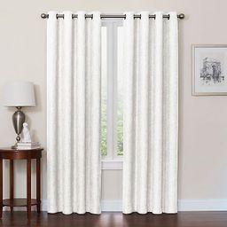Quinn Grommet Top 100% Blackout Window Curtain Panel | Bed Bath & Beyond
