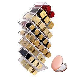 KOOLYAH Premium Designer Lipstick Organizer, Multi-way Cosmetic Storage Display with 28+1 slots L... | Amazon (US)