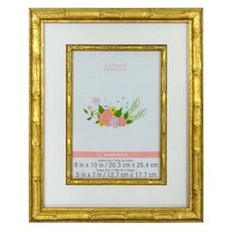 """Gold Bamboo 5"""" x 7"""" Tabletop Frame by Ashland® 