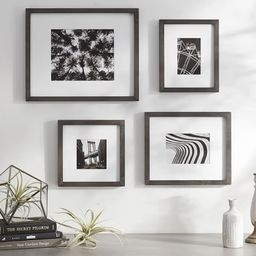 Wood Gallery Single Opening Frames | Pottery Barn (US)