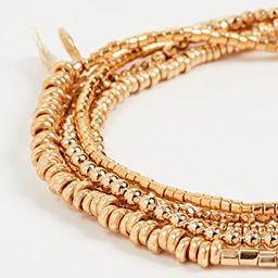 Golden Globes Bracelet | Shopbop