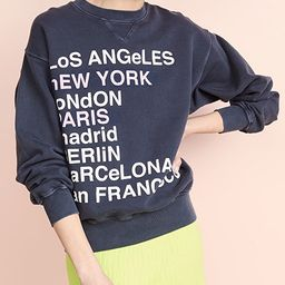City Love Sweatshirt | Shopbop