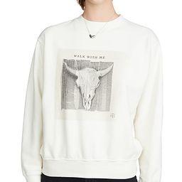 Ramona Sweatshirt Walk with Me | Shopbop