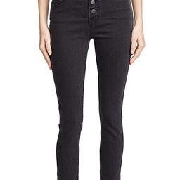 10'' High Rise Skinny Jeans | Shopbop