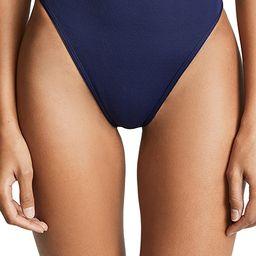 Frenchi Bitsy Bikini Bottoms   Shopbop