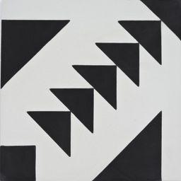 "Tadla Handmade 8"" X 8"" Cement Field Tile | Wayfair North America"