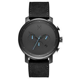Chrono Gunmetal Black   MVMT Watches