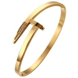 Brixton Nail Bangle | The Styled Collection