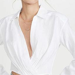 Maxwell Linen Shirt | Shopbop