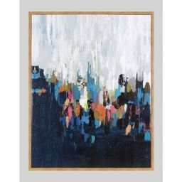"""24""""x30"""" Abstract Framed Wall Canvas Project 62™ - Project 62™   Target"""